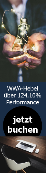 WWA-Hebel über 124,10% Performance